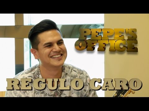 REGULO CARO VISITA A PEPE GARZA - Pepe's Office - Thumbnail