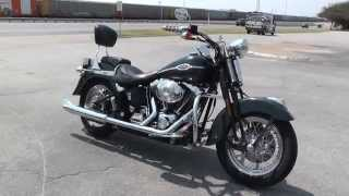7. 053311 - 2005 Harley Davidson Softail Springer Classic FLSTSCI - Used Motorcycle For Sale