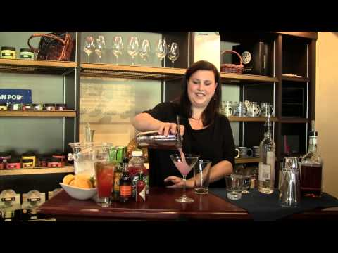 Learn 3 Basic Mixed Drinks