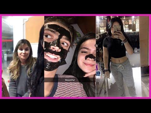 Maquiagem - VIIH FAZENDO COMPRAS COM A MÃE + NAMORADO ZUANDO  -  Viih Tube
