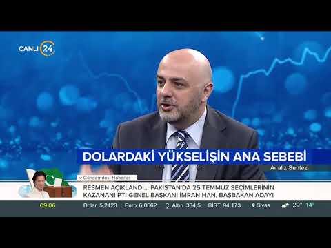 Dolar neden yükseliyor? (видео)