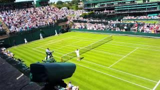 Download Lagu Broady beats Matosevic  Wimbledon 2015 (Fan view) Mp3