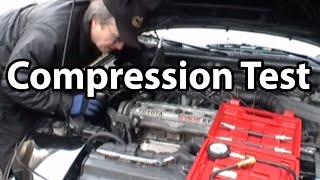 6. How To Check The Compression Of An Engine