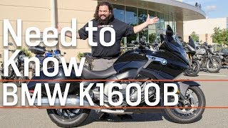 7. Need To Know - BMW K 1600 at RevZilla.com