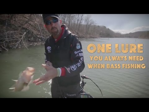 One Lure You Always Need on Deck for Bass Fishing