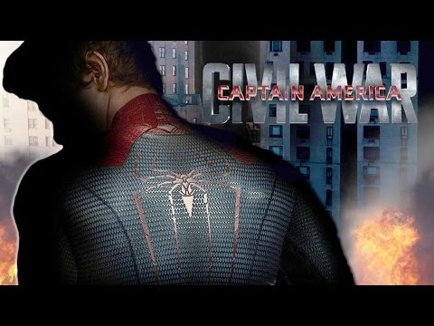 AMC Movie Talk – Why No Word On Who SPIDER-MAN Is In CIVIL WAR?