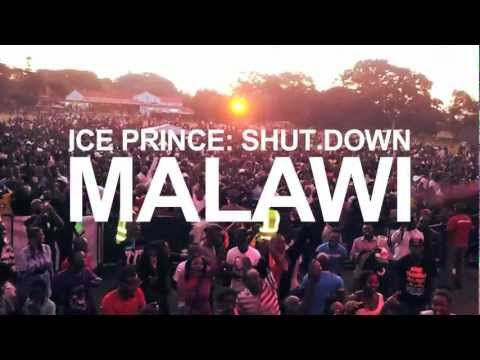 Ice Prince - Live in Malawi | Live Performance