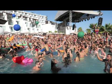Video HARD ROCK HOTEL IBIZA - TINIE TEMPAH & LOVEJUICE POOL PARTY download in MP3, 3GP, MP4, WEBM, AVI, FLV January 2017