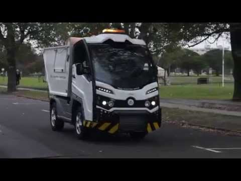 Alke electric vehicles for waste management