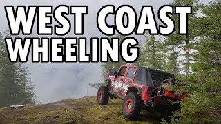 Trees BASHING Jeeps - Tight Trails Offroad | Jeep JKU VLOG