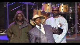 Teacher Mpamire acts Ugandan President at Watoto Church,Kampala