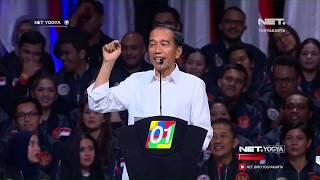 Video Jokowi Sindir Prabowo, Terkait Konsesi Lahan - NET YOGYA MP3, 3GP, MP4, WEBM, AVI, FLV Juli 2019