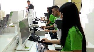 شركة جوال تفتتح معرضها الجديد في أريحا