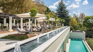 Video Four Seasons Hotel The Westcliff (Johannesburg, South Africa): review & impressions MP3, 3GP, MP4, WEBM, AVI, FLV Januari 2019