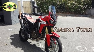 9. Honda CRF1000L Africa Twin: Review