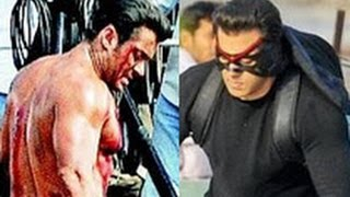 Salman Khan's Body Double Badly Injured During 'Kick' Shooting | Hindi
