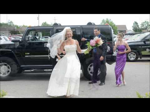 mariage Lisa-Ann et Danny