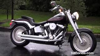 5. Used 2007 Harley Davidson Fatboy Motorcycles for sale