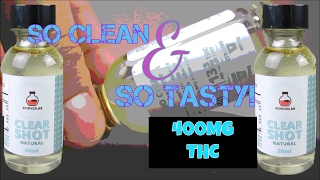 400MG CLEAR SHOT - Slam It Down! - ScienceLab Product Review! by Asight4soreeyez