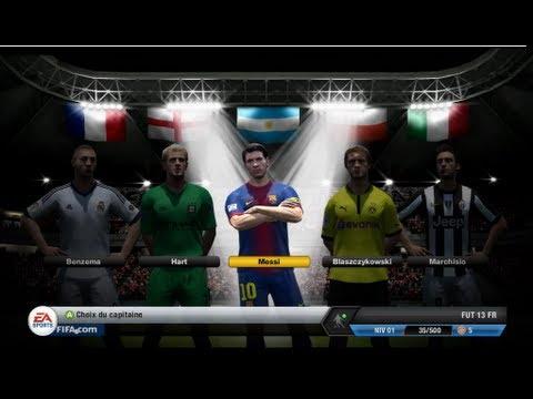 FIFA 13 : les nouveautés de l'Ultimate Team en vidéo
