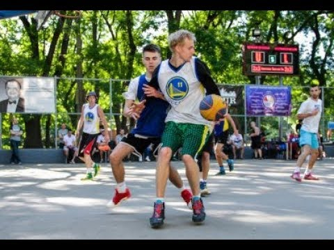 STREET GAME. 3rd place. ШИИШКОСУШИЛЬШИКИ - МАЛИНКА. 02.06.2018