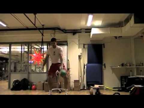 Gregor Sobocan 210 Snatch 24kg