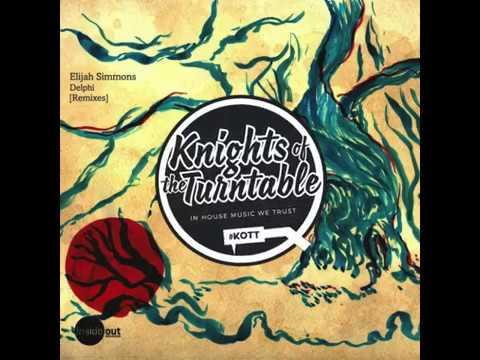 Elijah Simmons - Delphi Remixes (Inside Out Records)