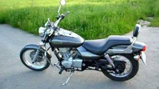 7. Kawasaki Eliminator 125