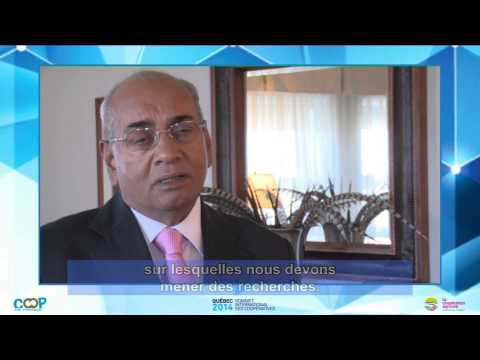 An interview with Dr.U.S.Awasthi, M.D IFFCO at 2nd International Summit of Cooperatives