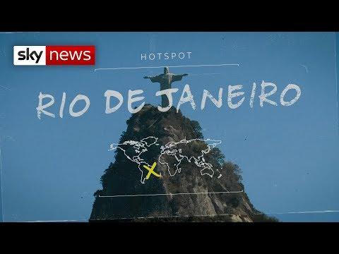 The war on Rio's gangs | Hotspots