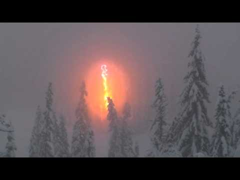There's Either Mad Science or a Demon Gate Opening in Norway. Either Way, We're Cool With it.