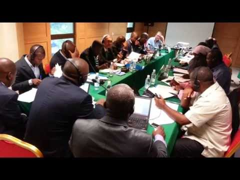 CLSG meeting in Abidjan