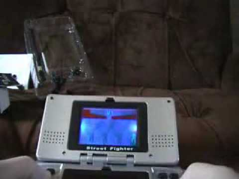 ripoff - A video review of a cheap rip-off of Nintendo's DS games system.