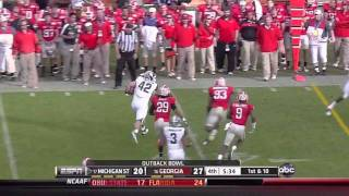 Kirk Cousins vs Georgia (2011)