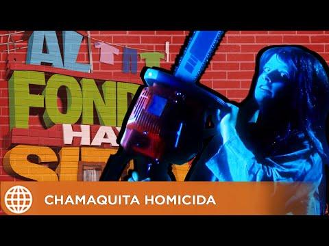 joel Gonzales - Chamaquita Homicida