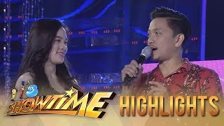 "Video It's Showtime Miss Q & A: Jhongs asks ""Ate Girl"" a serious question MP3, 3GP, MP4, WEBM, AVI, FLV November 2018"