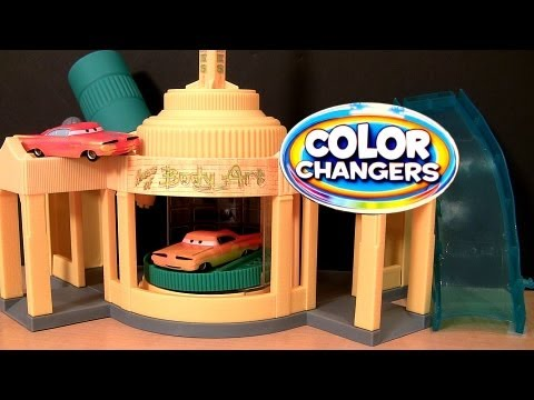 colour changers cars