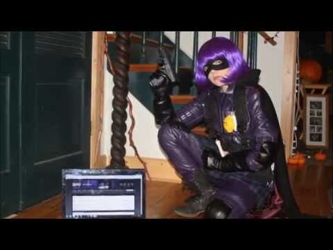 Hit-Girl Costume Build (Kick-Ass)