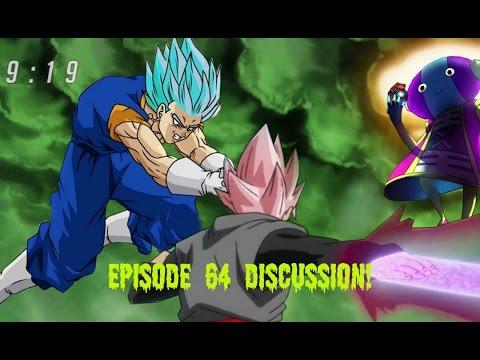 Episode 64 DragonBall Super Discussion & Recap with EASolstice