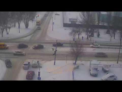 Авария г. Волжский