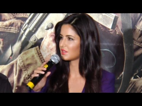 Katrina Kaif Speaks On Ek Tha Tiger's Comparision