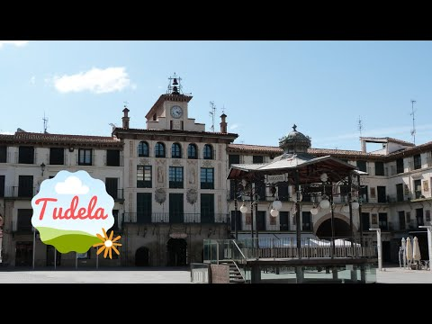 Tudela en Navarre (Espagne)