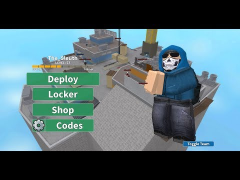 ROBLOX: Arsenal | Daily Item Shop - 24/03/2019