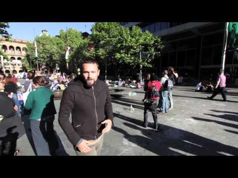 Occupy Sydney: Day 2 Afternoon Recap