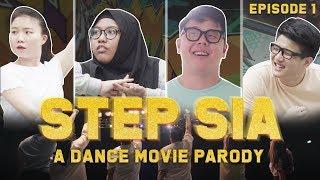 Video STEP SIA: A dance movie parody (Ep 1) MP3, 3GP, MP4, WEBM, AVI, FLV November 2018