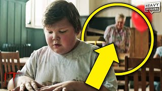 IT: EVERY TIME PENNYWISE WAS HIDDEN IN THE BACKGROUND OF A SCENE | THINGS YOU MISSED