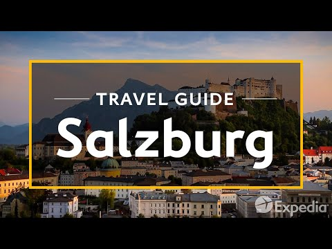 Salzburg Vacation Travel Guide
