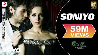 Video Soniyo Full Video - Raaz 2|Kangana Ranaut,Emraan H|Shreya Ghoshal, Sonu Nigam|Kumaar download in MP3, 3GP, MP4, WEBM, AVI, FLV January 2017
