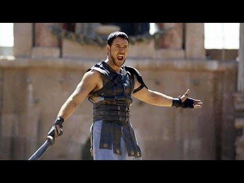 Gladiator trailer (видео)