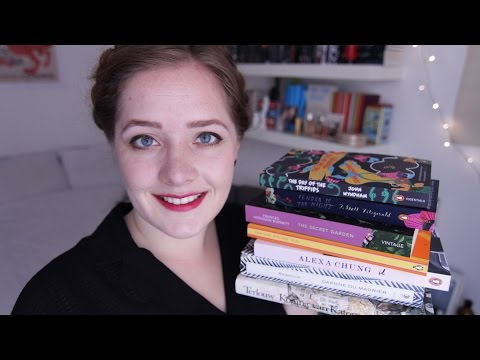 haul - In which I'm slightly out of focus (sorry), mispronounce author names and talk about Triffids AGAIN. Head over to Instagram to win the 4 Penguin Essentials b...